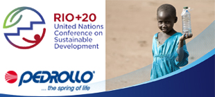 Rio+20 - United Nations Conference on Sustainable Development.